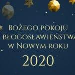 Życzenia na Nowy Rok 2020