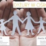 Poniedziałek, 6 stycznia – pedagog (dzieci autystyczne) oraz doradca życia rodzinnego, mediator rodzinny