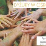 Niedziela, 1 marca – pedagog, wsparcie dzieci autystycznych i ich rodziców – Agnieszka Łach