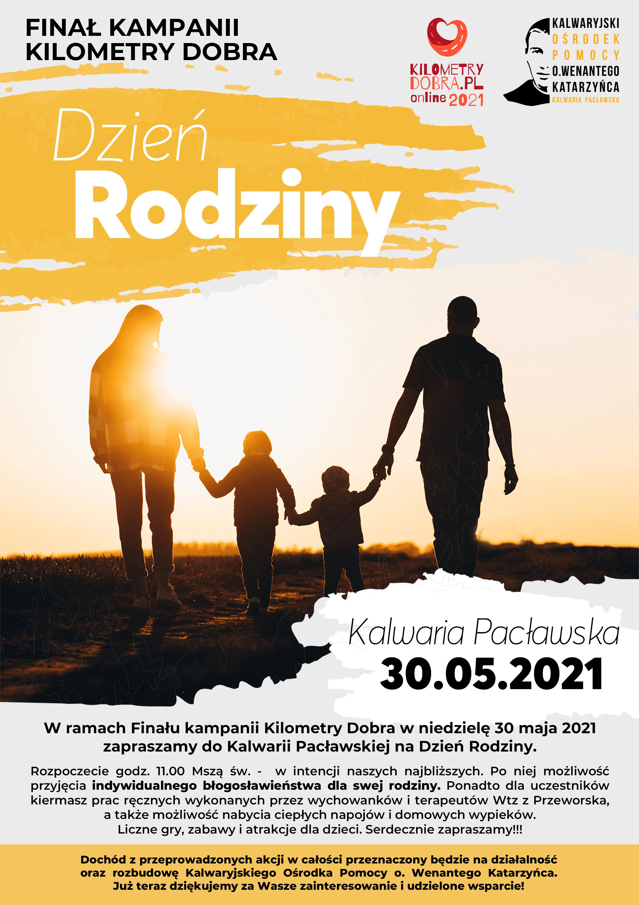 Dzień rodziny 2021
