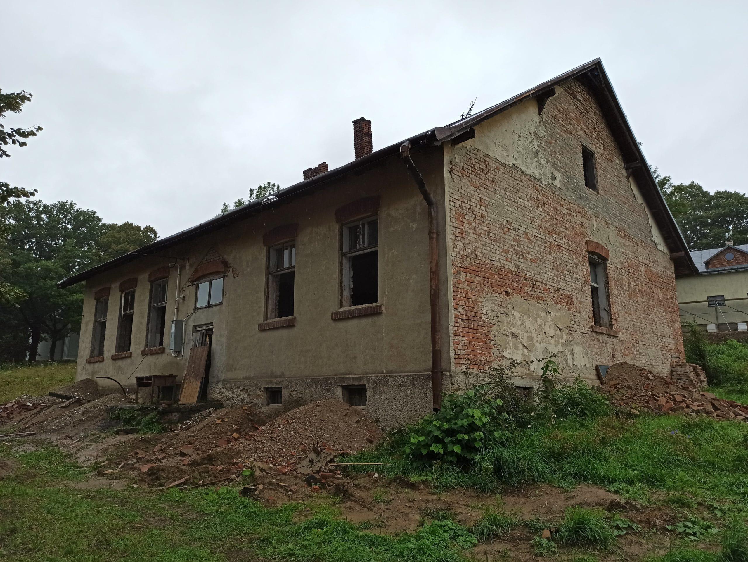 Remont budynku – podsumowanie 08.2021